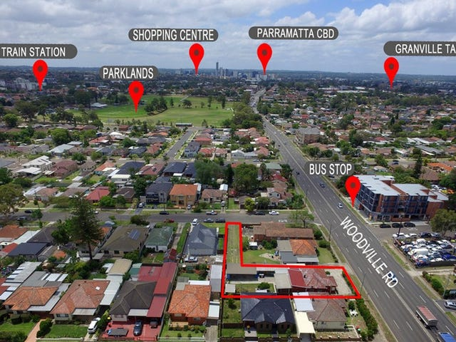224 Woodville Road, Merrylands, NSW 2160