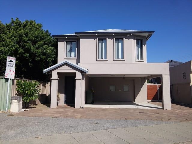 81 Lawler Street, North Perth, WA 6006