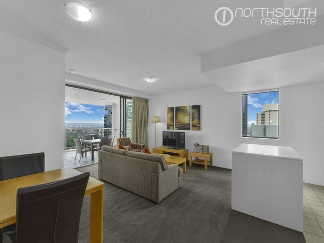 2902/212 Margaret Street, Brisbane City, Qld 4000