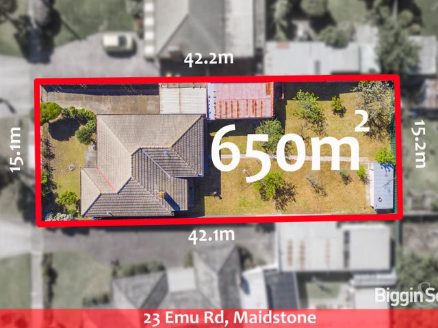 23 Emu Road, Maidstone, Vic 3012