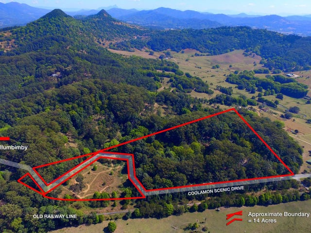 2163 Coolamon Scenic Drive, Mullumbimby, NSW 2482