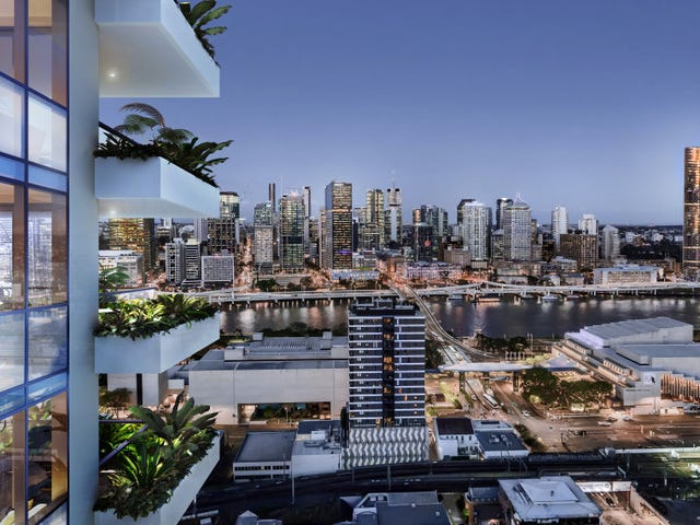 South Brisbane, Qld 4101