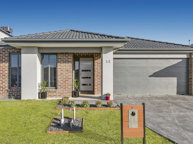 14 Hallyburton Drive, Clyde North, Vic 3978