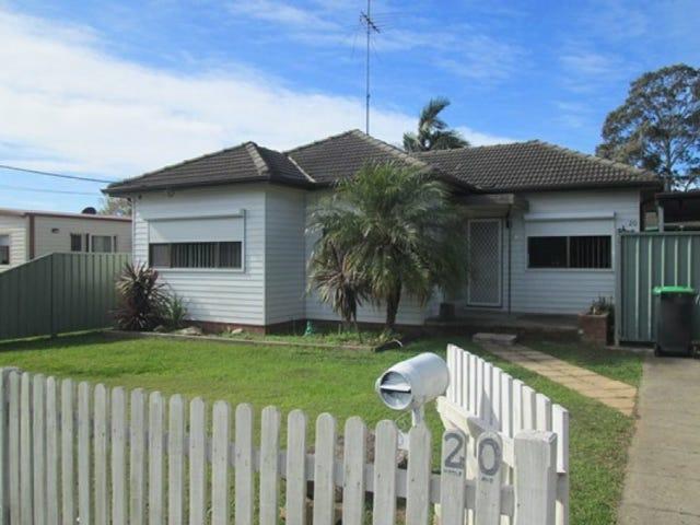 20 Wattle Avenue, St Marys, NSW 2760