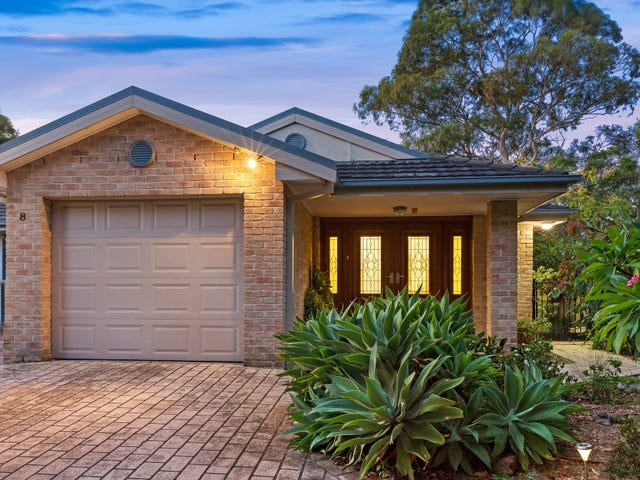 8 Carrington Road, Hornsby, NSW 2077