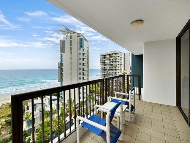 902 ''Longbeach'' 28 Northcliffe Terrace, Surfers Paradise, Qld 4217