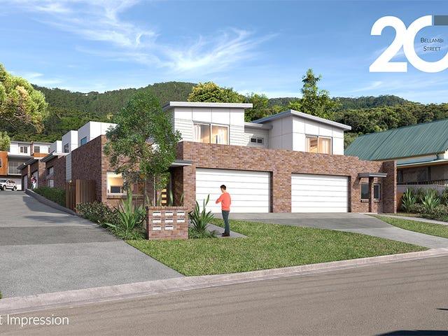 1-8/20-22 Bellambi Street, Tarrawanna, NSW 2518
