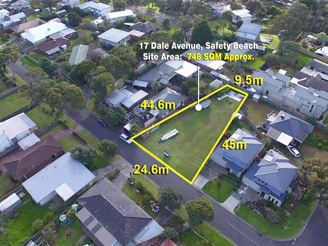 17 Dale Avenue, Safety Beach, Vic 3936