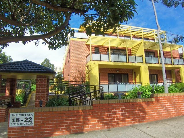8/18-22 Beresford Road, Strathfield, NSW 2135