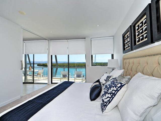 3307/4 Marina Promenade, Paradise Point, Qld 4216