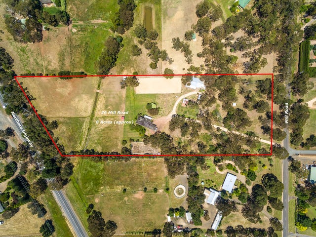 26 MILL ROAD, Kilmore, Vic 3764