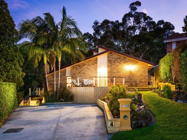4 Tea Tree Place, Kirrawee, NSW 2232