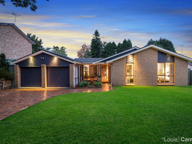 14 Ridgecrop Drive, Castle Hill, NSW 2154