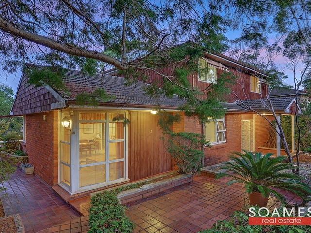 1 Manor Road, Hornsby, NSW 2077