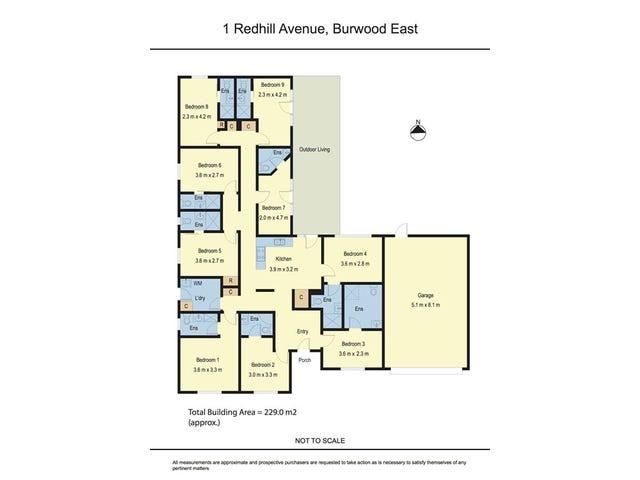 1 Redhill Avenue, Burwood East, Vic 3151