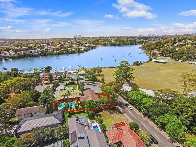 14 Reiby Road, Hunters Hill, NSW 2110