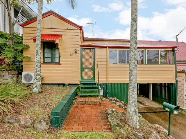 16 Cairns Street, Red Hill, Qld 4059