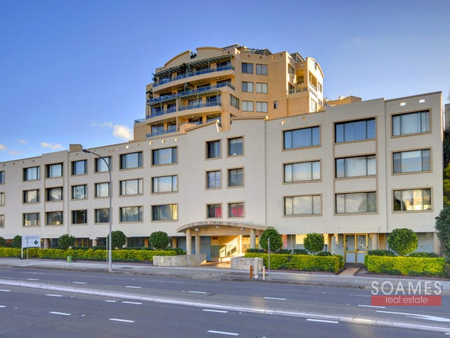 5/107-115 Pacific Highway, Hornsby, NSW 2077
