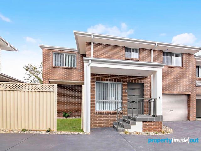 7/7 Mildred Street, Wentworthville, NSW 2145