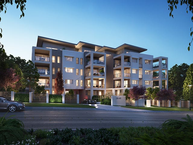36-40 Lords Avenue, Asquith, NSW 2077