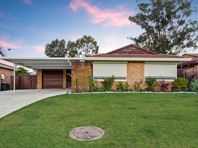 29 Epping Forest Dr, Eschol Park, NSW 2558