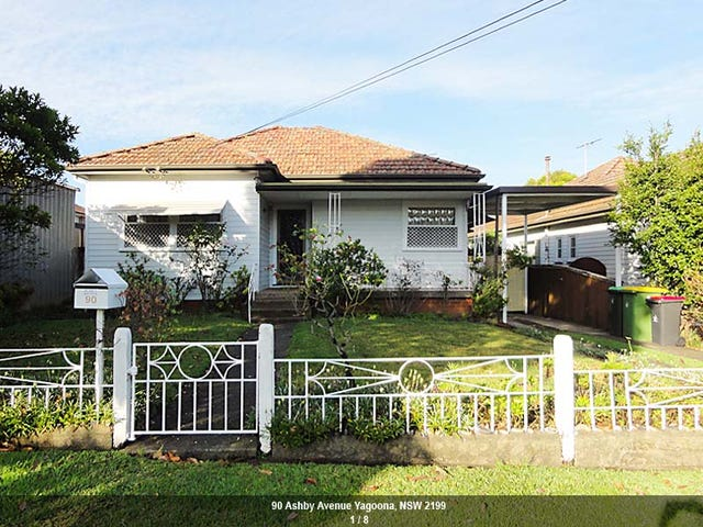 90 Ashby Avenue, Yagoona, NSW 2199