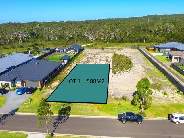 Lot 1, 68 Moona Creek Road, Vincentia, NSW 2540