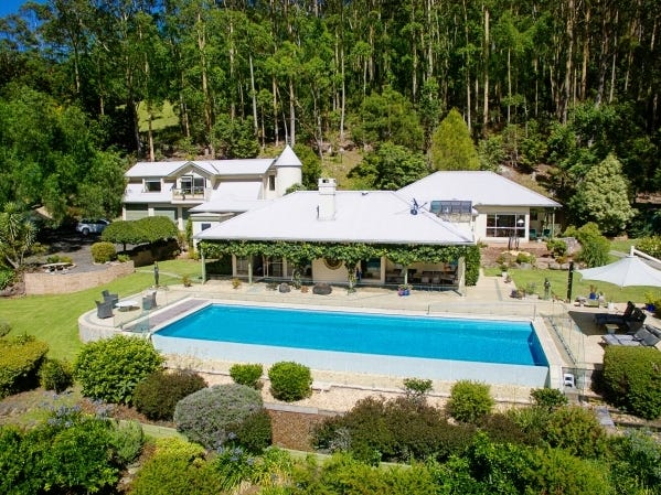 Kangaroo Valley, address available on request