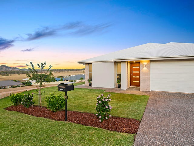 10 Carla Crescent, Westbrook, Qld 4350