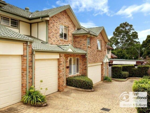 8/32-36 EDWARD STREET, Baulkham Hills, NSW 2153