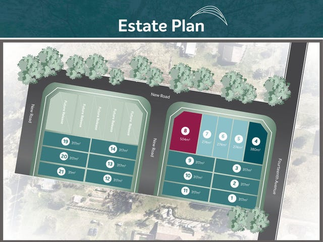 Lots 1 to 20 14th Avenue ARC Estate, Austral, NSW 2179