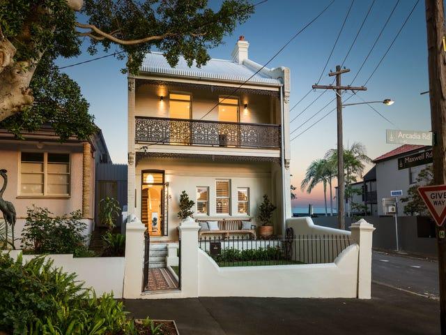 45 Arcadia Road, Glebe, NSW 2037