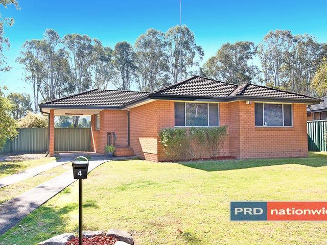 4 Karen Court, Cranebrook, NSW 2749