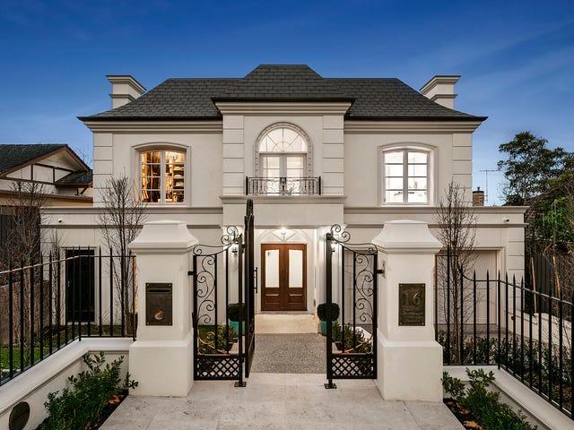 16 Maitland Avenue, Kew, Vic 3101