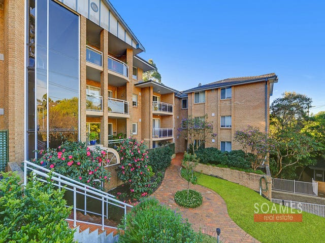 6/11-17 Water Street, Hornsby, NSW 2077