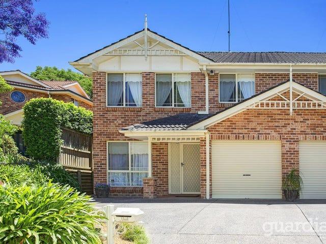 1/22 Gindurra Avenue, Castle Hill, NSW 2154