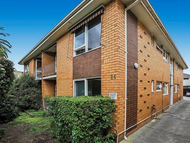 8/26 Elliott Avenue, Carnegie, Vic 3163