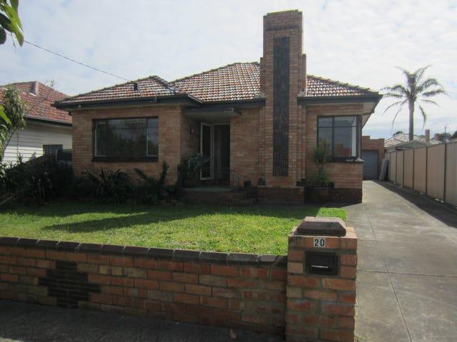 20 Kingsford Street, Coburg, Vic 3058