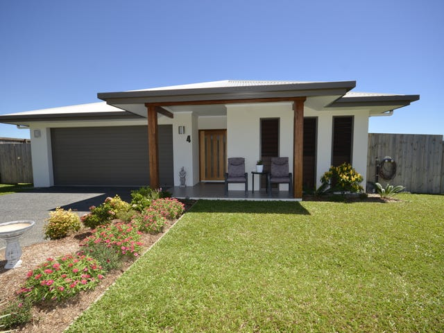 4 + 6 Barrbal Drive, Cooya Beach, Qld 4873