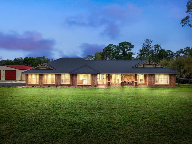 215 Creek Ridge Road, Glossodia, NSW 2756