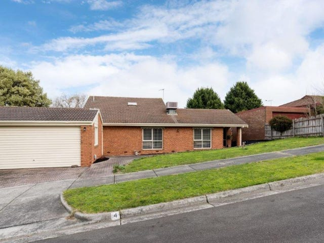4 Oakbank Court, Mooroolbark, Vic 3138