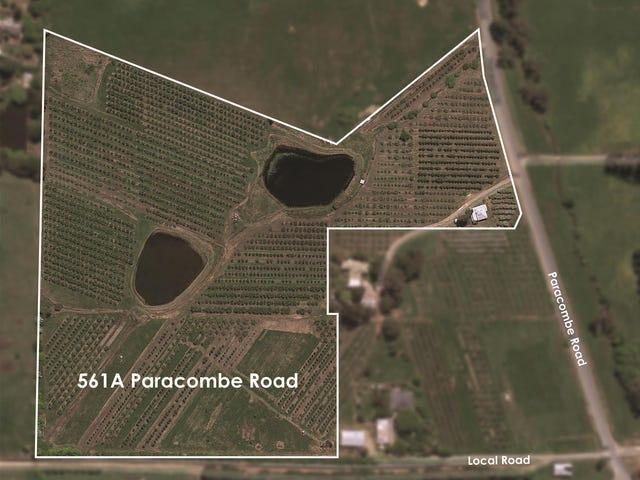 561A Paracombe Road, Paracombe, SA 5132