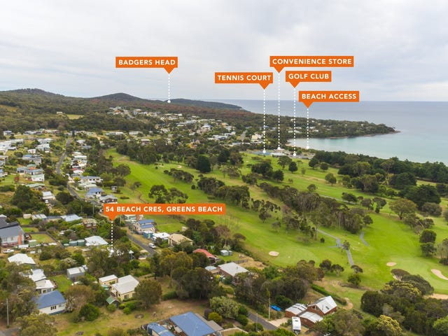 54 Beach Crescent, Greens Beach, Tas 7270