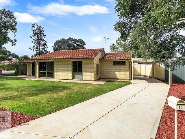 31 Rosemary Avenue, Parafield Gardens, SA 5107