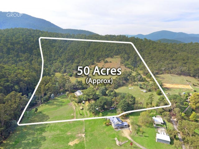 298 Myers Creek Road, Healesville, Vic 3777