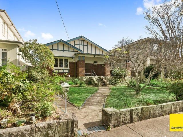 6 Dalkeith st, Northbridge, NSW 2063