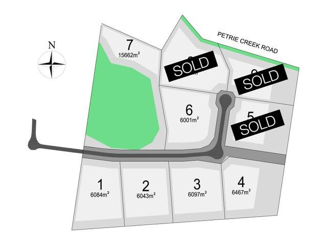 Lots 1-9 / 448 Petrie Creek Road, Rosemount, Qld 4560