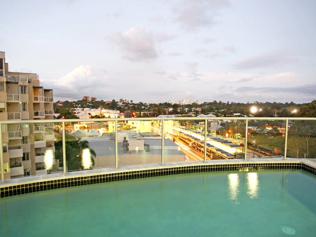 901/30 Riverview Terrace, Indooroopilly, Qld 4068