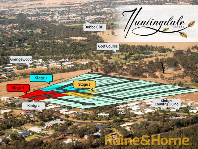 Stage 3 Huntingdale Estate, Dubbo, NSW 2830