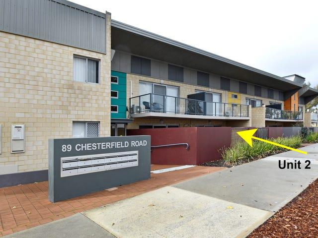 2/89 Chesterfield Road, Mirrabooka, WA 6061